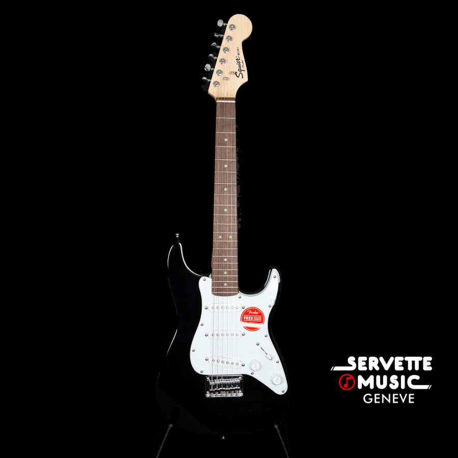Squier Affinity Mini Strat Black