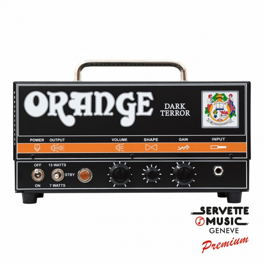 Amplificateur Orange, Dark Terror