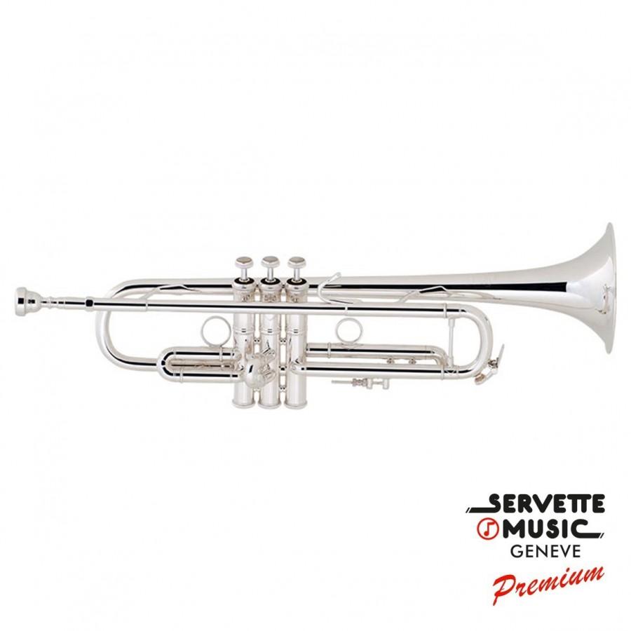 """Vincent Bach LT18077 """"Stradivarius"""" New York Limited Vintage en Sib"""