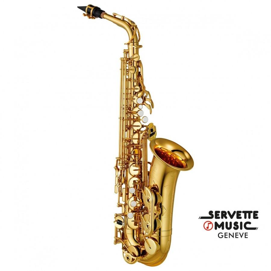 Saxophone Alto Yamaha, modèle YAS-480