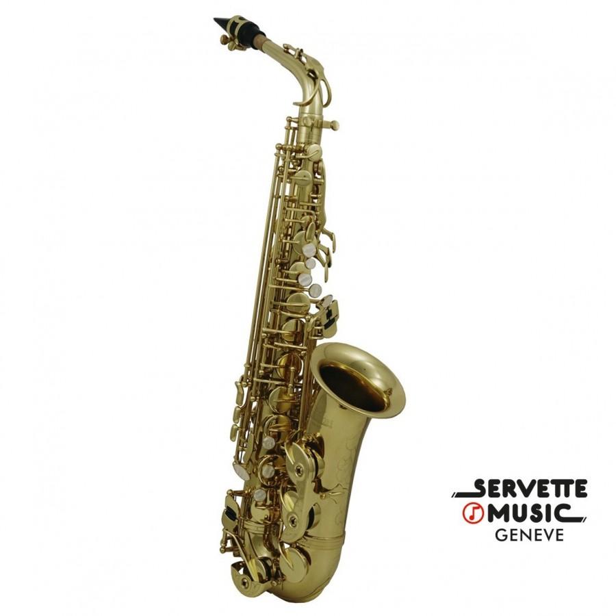 Saxophone Alto Roy Benson