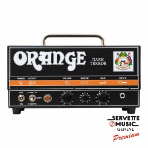 Orange Amplifier, Dark Terror