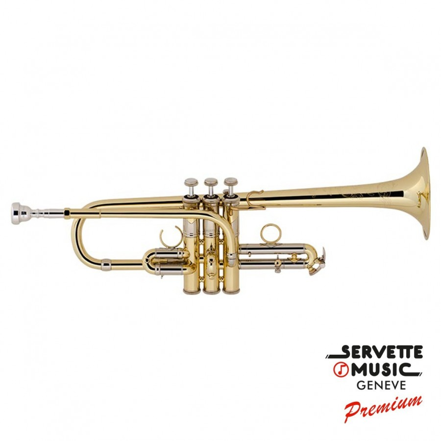 """Vincent Bach ADE190 """"Artisan"""" in D/Eb"""
