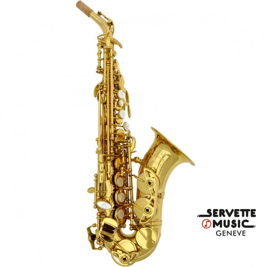 Saxophone Soprano Advences, modèle série J