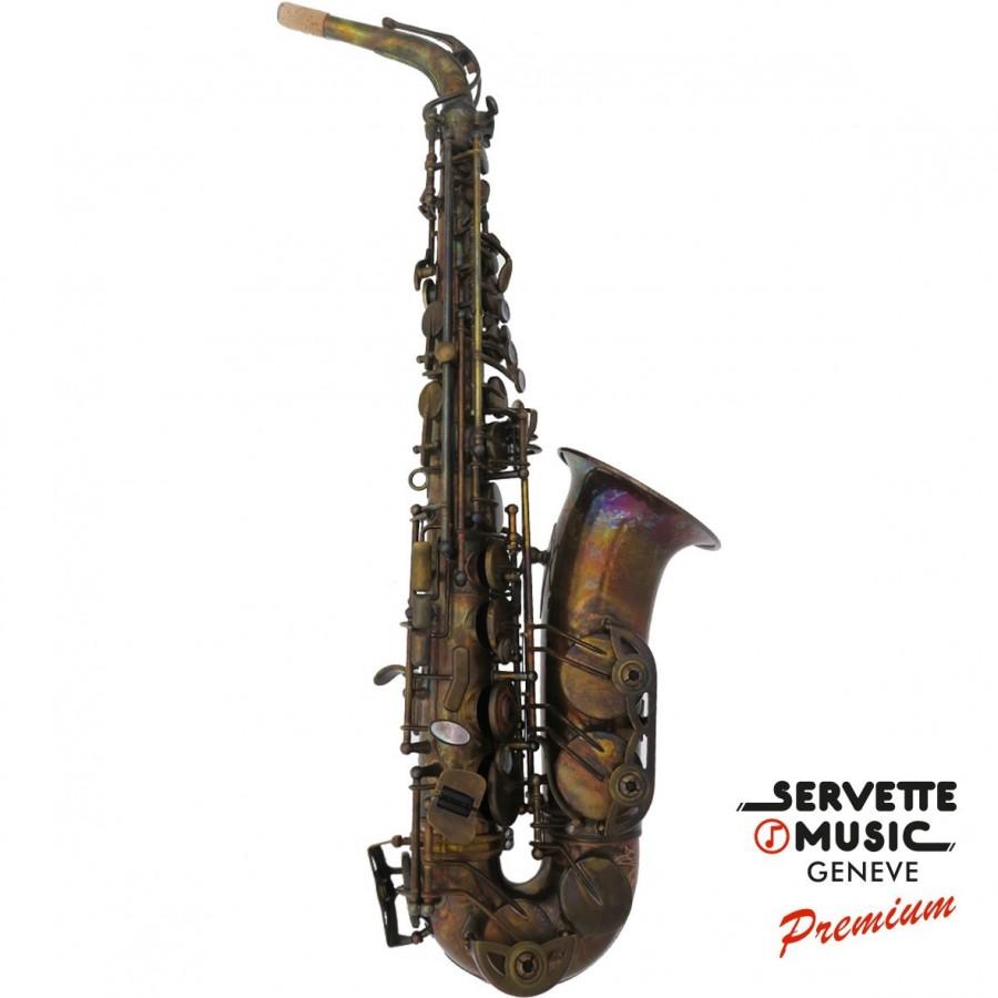 Saxophone Alto Advences, modèle A901VT série Vintage Bronze