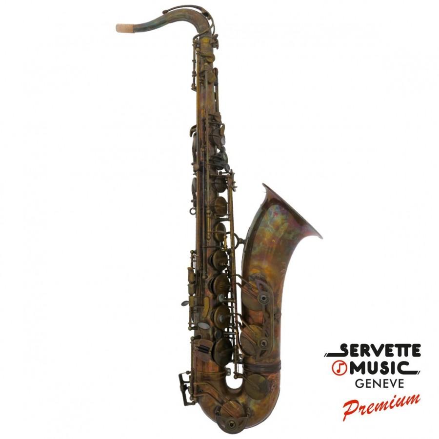 Saxophone Ténor Advences, modèle série Vintage Bronze