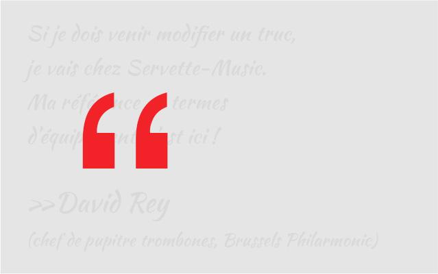 Références Servette Music